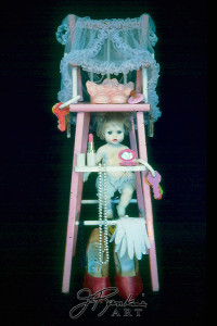 10 chair Baby Doll_