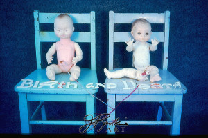 12 chair Birth And Death _