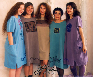 Dress group shot 1_